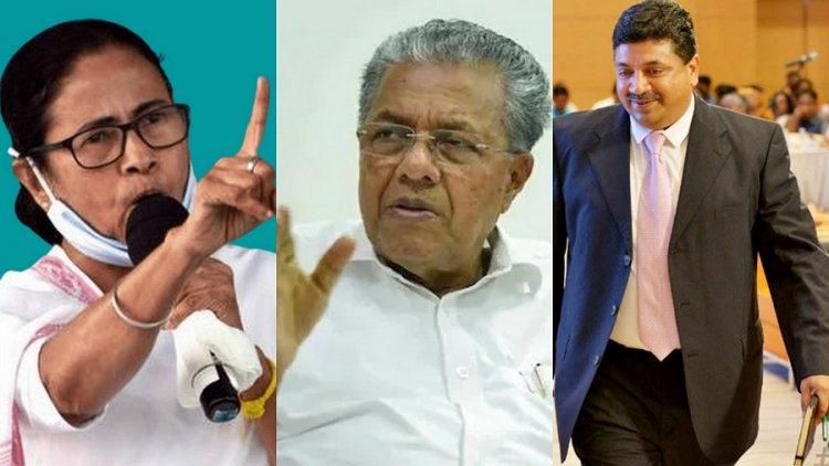 கண்ணில் விரலைவிட்டு ஆட்டும் இந்த 3 பேர்... சமாளிக்கவே முடியலல்ல? டறியலாகும் பாஜக..