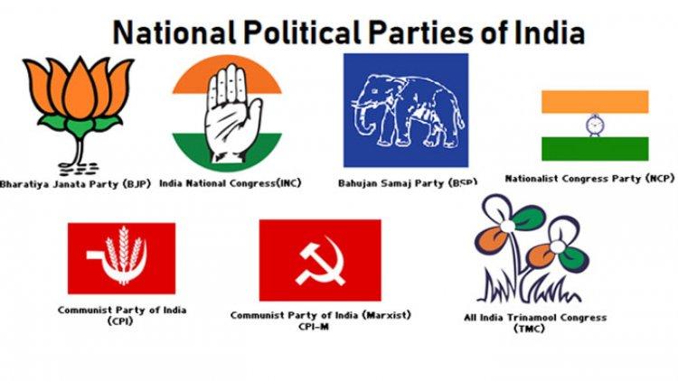 அடேங்கப்பா...தேசிய கட்சிகளுக்கு நன்கொடையை வாரி வழங்கிய கார்பரேட் நிறுவனங்கள்