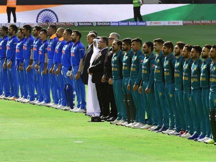 டி20 உலகக்கோப்பை: ஒரே பிரிவில் இந்தியா-பாகிஸ்தான் அணிகள்...