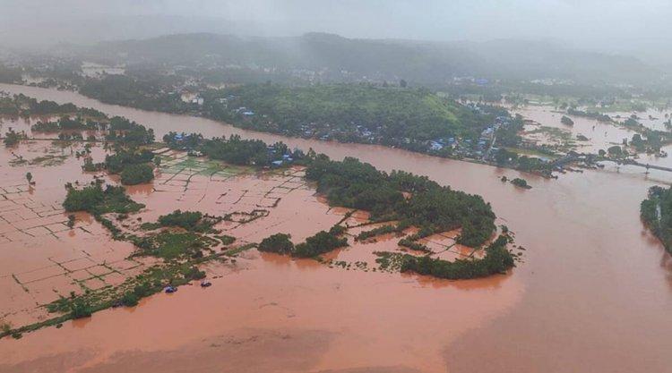 மகாராஷ்ட்ராவில் பெய்த கனமழையால் உயிரிழந்தோரின் எண்ணிக்கை 138ஆக உயர்வு