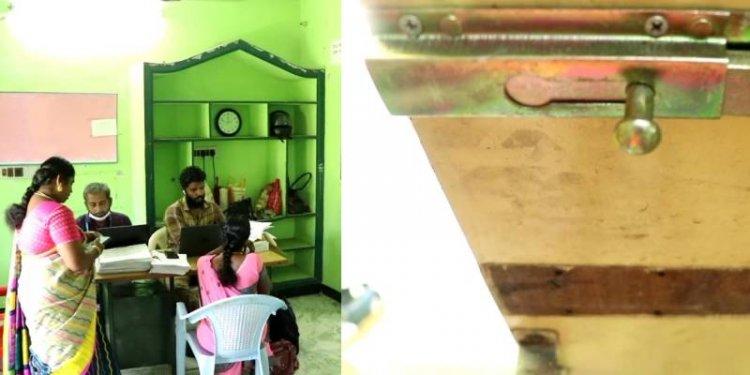 தனியார் நிதி நிறுவனத்தில் ரூ.10.80 லட்சம் கொள்ளை- மர்ம நபர்கள் கைவரிசை