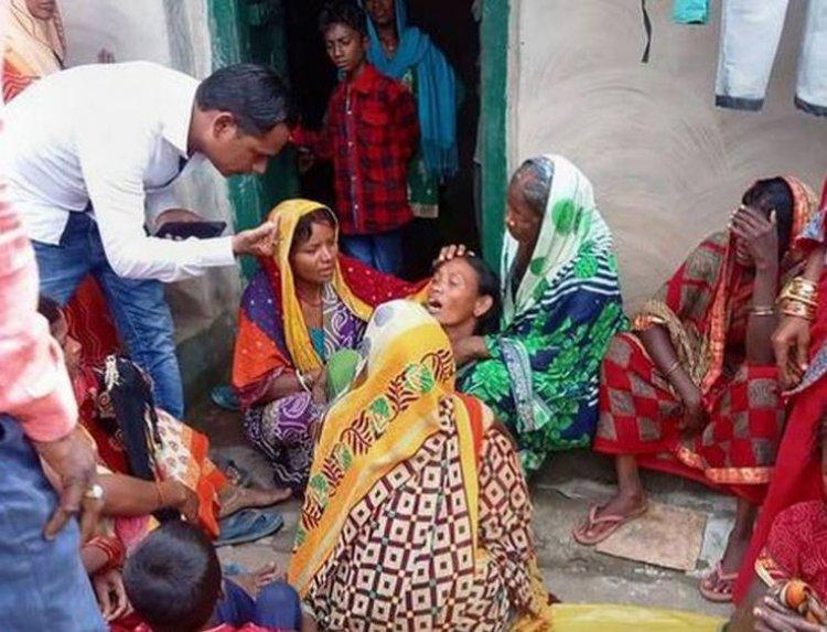 ஜார்க்கண்டில் நீரில் மூழ்கி சிறுமி உள்பட 7 பெண்கள் பலி