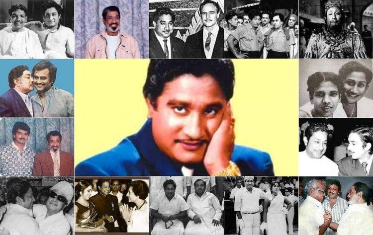 இன்று நடிகர் திலகம் சிவாஜி கணேசனின் 94வது பிறந்த தினம்...