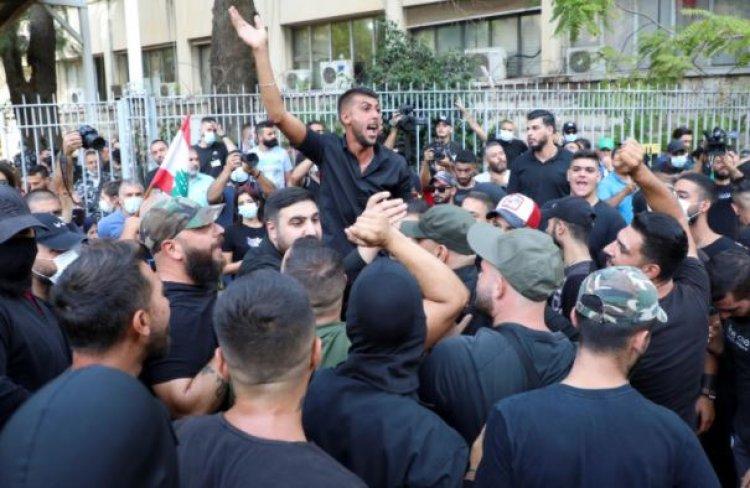 ஆர்ப்பாட்டக்காரர்கள் மீது துப்பாக்கி சூடு - 2 பேர் உயிரிழப்பு